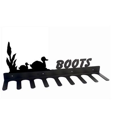 BOOT RACK in Duck Design