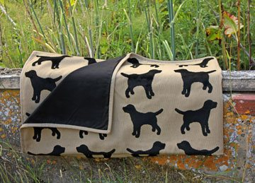 EATON LABRADOR Throw By The Labrador Company