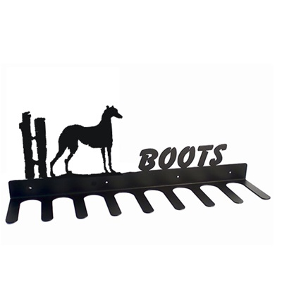 BOOT RACK in Greyhound Design