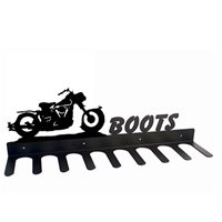 BOOT RACK in Harley Davidson Design  Medium