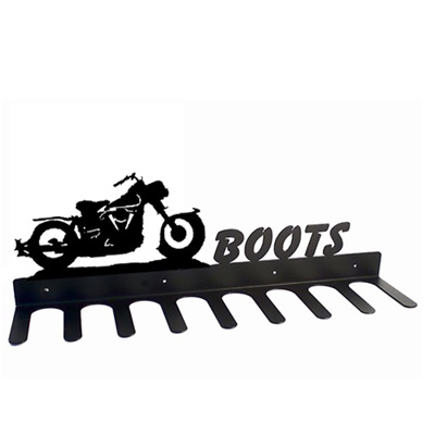 BOOT RACK in Harley Davidson Design