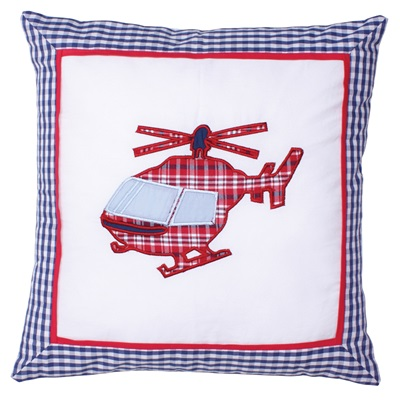 CUSHION in Helicopter Design