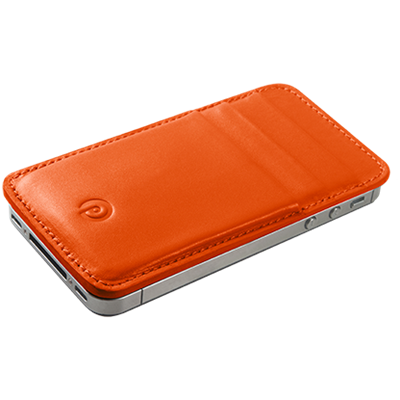 PATRONA MAGNETIC iPhone Wallet in Fox Tail