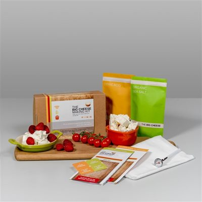 KIDS Big Cheese Making Kit