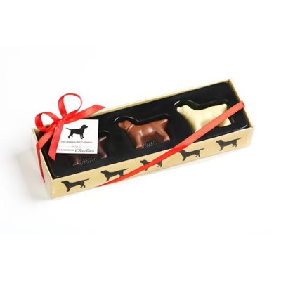 LABRADOR Shaped Chocolates