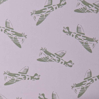 spitfire wallpaper paperboy
