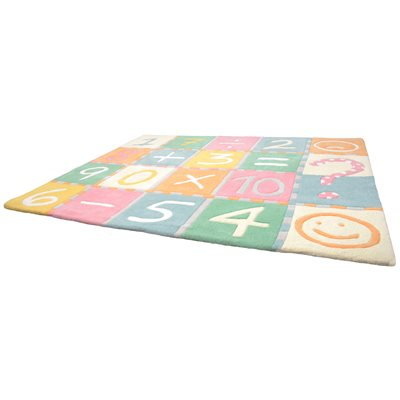 KIDS DECORATIVE RUG in Marelle Design