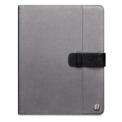 METROPOLITAN iPad Case in Grey by Covert
