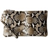 Wristlet in Snake Design Mighty Purse