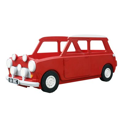 Image of 1964 Mini Cooper Luxury Kids Bed