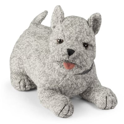 DOORSTOP in Minty the Westie Design