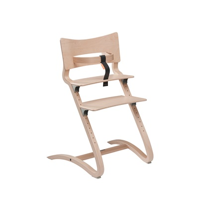 LEANDER High Chair in Natural
