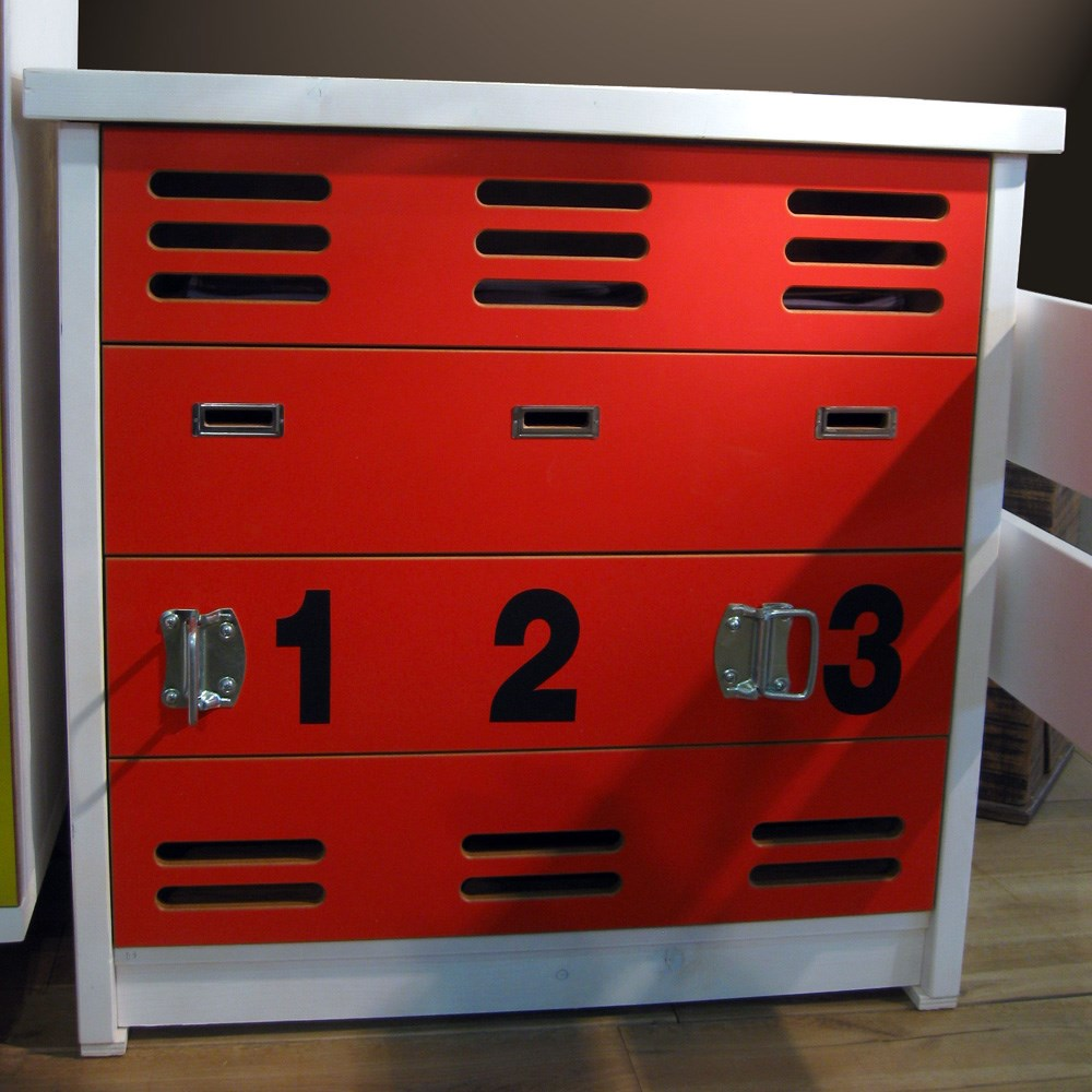 size 40 dfa1f 115c9 Mathy by Bols Kids Bedroom Chest of Drawers in New Worker Design