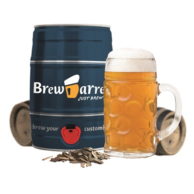OKTOBERFEST STYLE BEER BREWING KIT