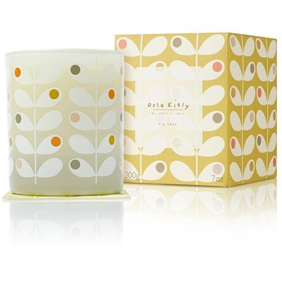 Orla Kiely Scented Candle in Fig Tree
