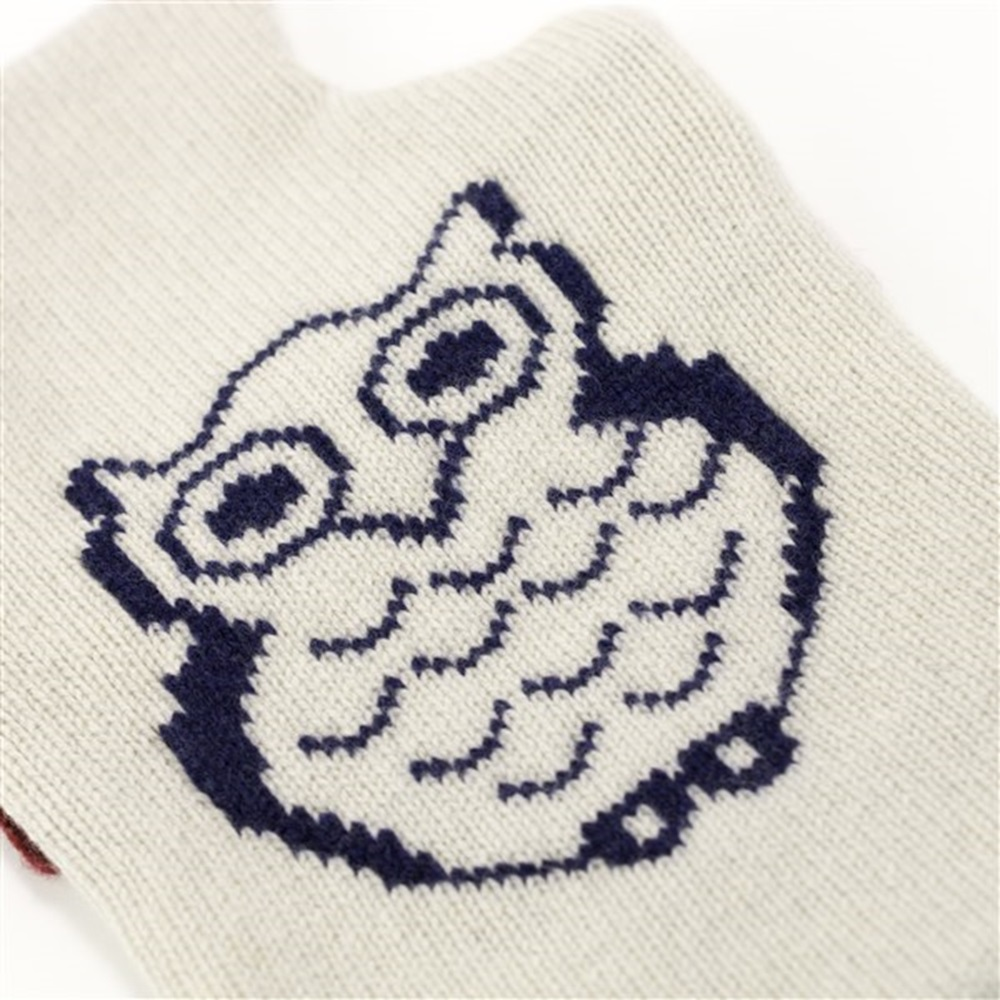 Owl Hot Water Bottle Cover Knitting Pattern : Knitted Lambswool Hot Water Bottle Cover Owl - Unique & Unusual Gift Idea...