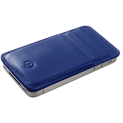 PATRONA MAGNETIC iPhone Wallet in Piccadilly