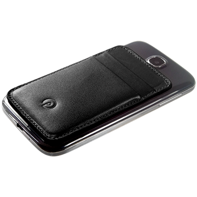 PATRONA MAGNETIC S3/S4 Samsung Wallet in Cave Black