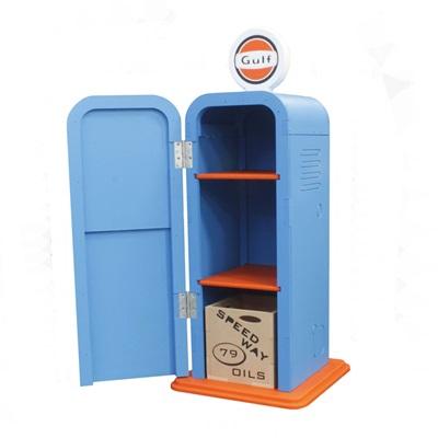 Golf Petrol Pump Themed Kids Storage Unit - Boys Bedroom Furniture | C
