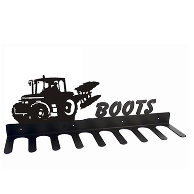 BOOT RACK in Ploughing Tractor Design