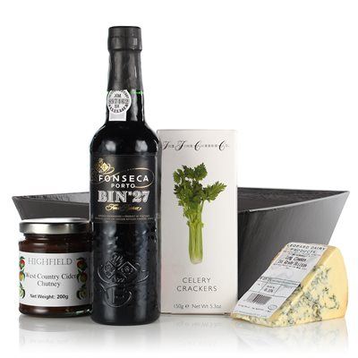 PORT & STILTON GIFT HAMPER