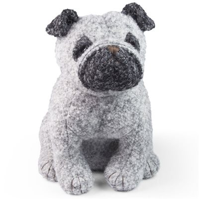 DOORSTOP in Puggles the Pug Design