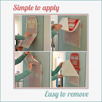 How To Apply Wall Decals Roselawnlutheran - Vinyl wall decal application