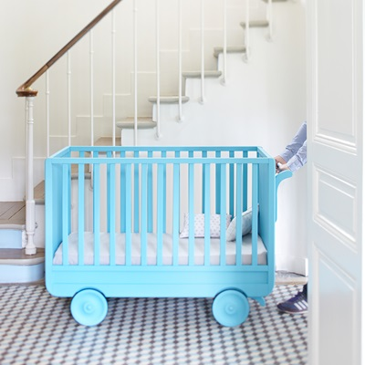 ROULOTTE COT & KIDS BED