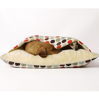 SNUGGLE DOG BED in Great Spot Design