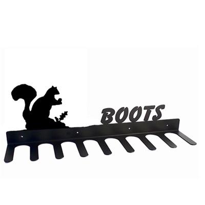 BOOT RACK in Squirrel Design