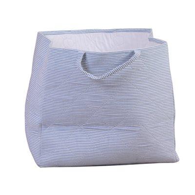 STORAGE BAG in Candystripe Blue