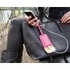 Mobile Phone Charger for your Bag in Pink