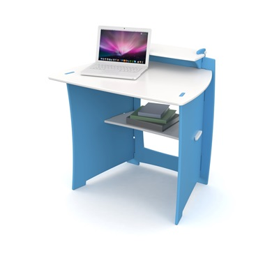 EASY FIT KIDS DESK in 'Surfs Up' Design