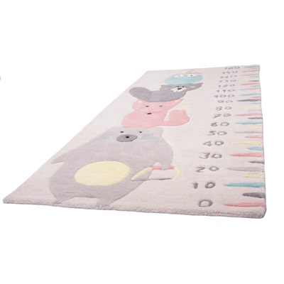 KIDS DECORATIVE RUG in Totem Design