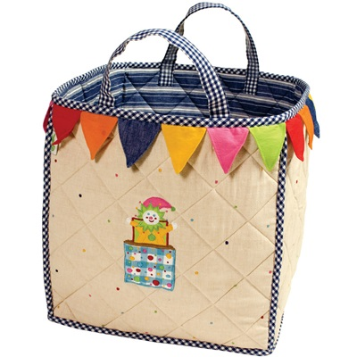 Toy Shop Toy Bag by Win Green