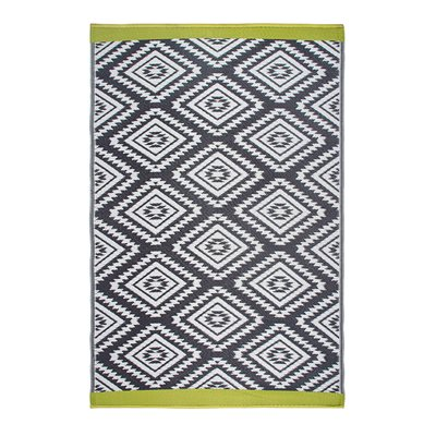 FAB HAB VALENCIA OUTDOOR RUG in Grey