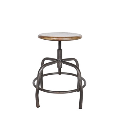 Industrial Spider Leg Bar Stool by Woood